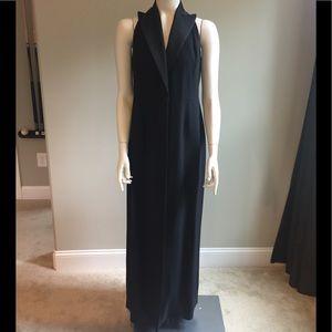 Adrienne Vittadini Platino Tux Dress